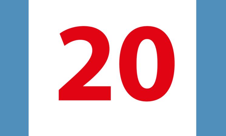Minimas LSDP ir LDDP susijungimo 20-metis