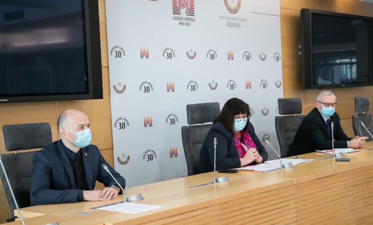 Socialdemokratai Vyriausybei siūlo atsisakyti visuotinio karantino: dėl ribojimų gali spręsti savivaldybės
