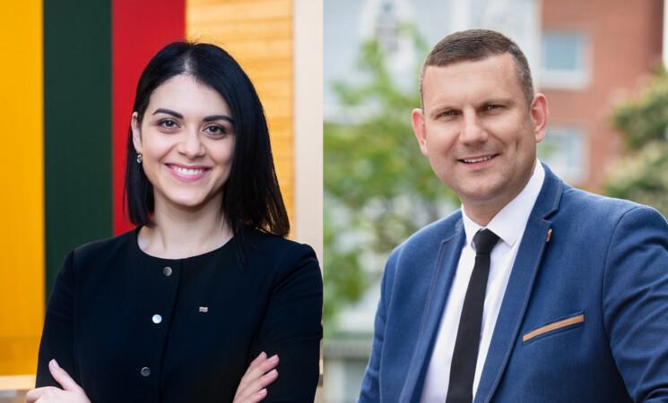 Svetlana Grigorian. Geriausias meras Radviliškiui – Kazimieras Račkauskis!