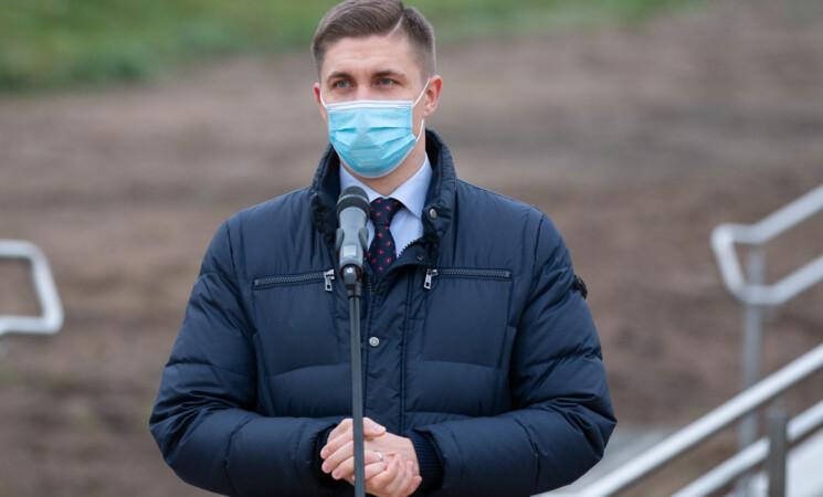 M. Sinkevičius: konservatorių elgesys bandant išstumti prezidentą iš EVT – veidmainiškas