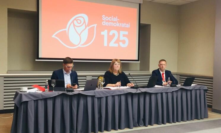 V. Blinkevičiūtė: privilegijų demokratija, kuomet vieni lygesni už kitus, Lietuvoje turi baigtis
