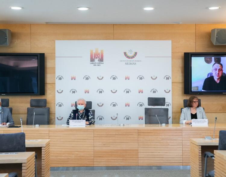 Prof. V. Targamadzė: Tūkstantmečio mokyklų programoje užprogramuotas konfliktas