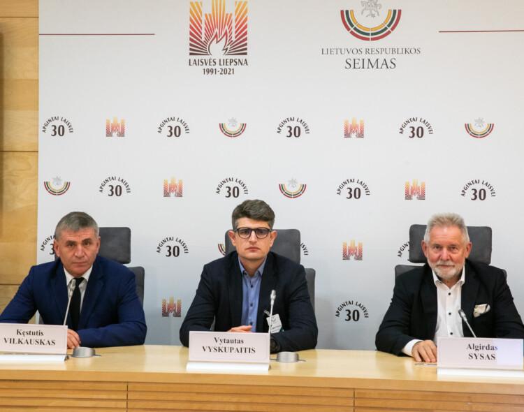 Konfliktas Pagiriuose: A. Armonaitės ministerija nesikalba su gyventojais